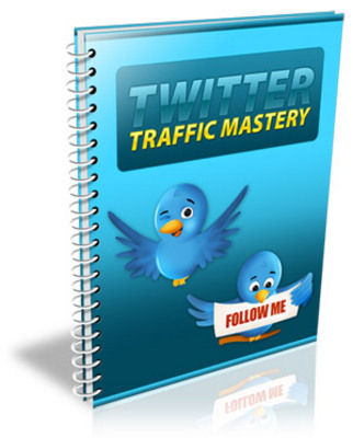 Product picture  Awesome Twitter Traffic Mistery