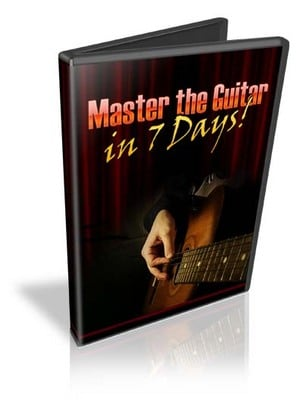 Product picture Master The Guitar In 7 Days