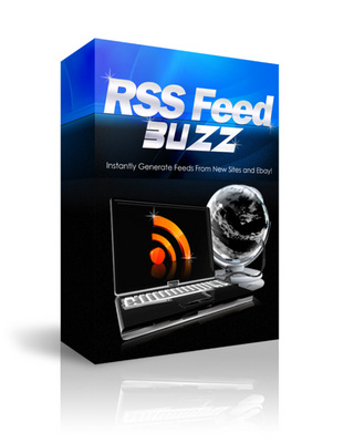 Product picture RSS Feed Buzz Generator - MRR