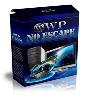 Product picture WordPress No Escape Profit - MRR