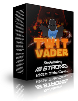 Product picture New! Twitter Vader Software
