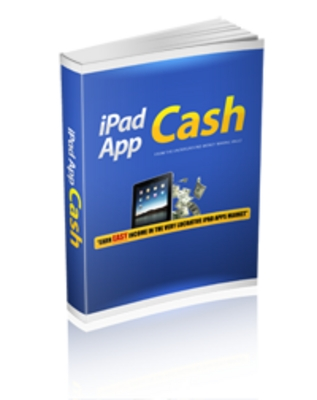 Product picture Ipad Application Cash Formula