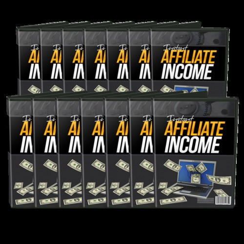 Product picture Instant Affiliate Income with MRR